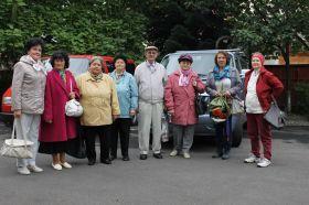 Ökumenikus  nőszövetségi találkozó Feketehalomban